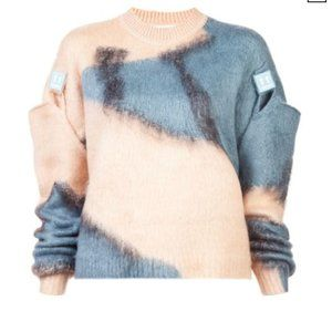 OFF-WHITE (Virgil Abloh)DETACHABLE SLEEVES SWEATER